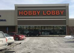 West St. Paul/Hobby Lobby: